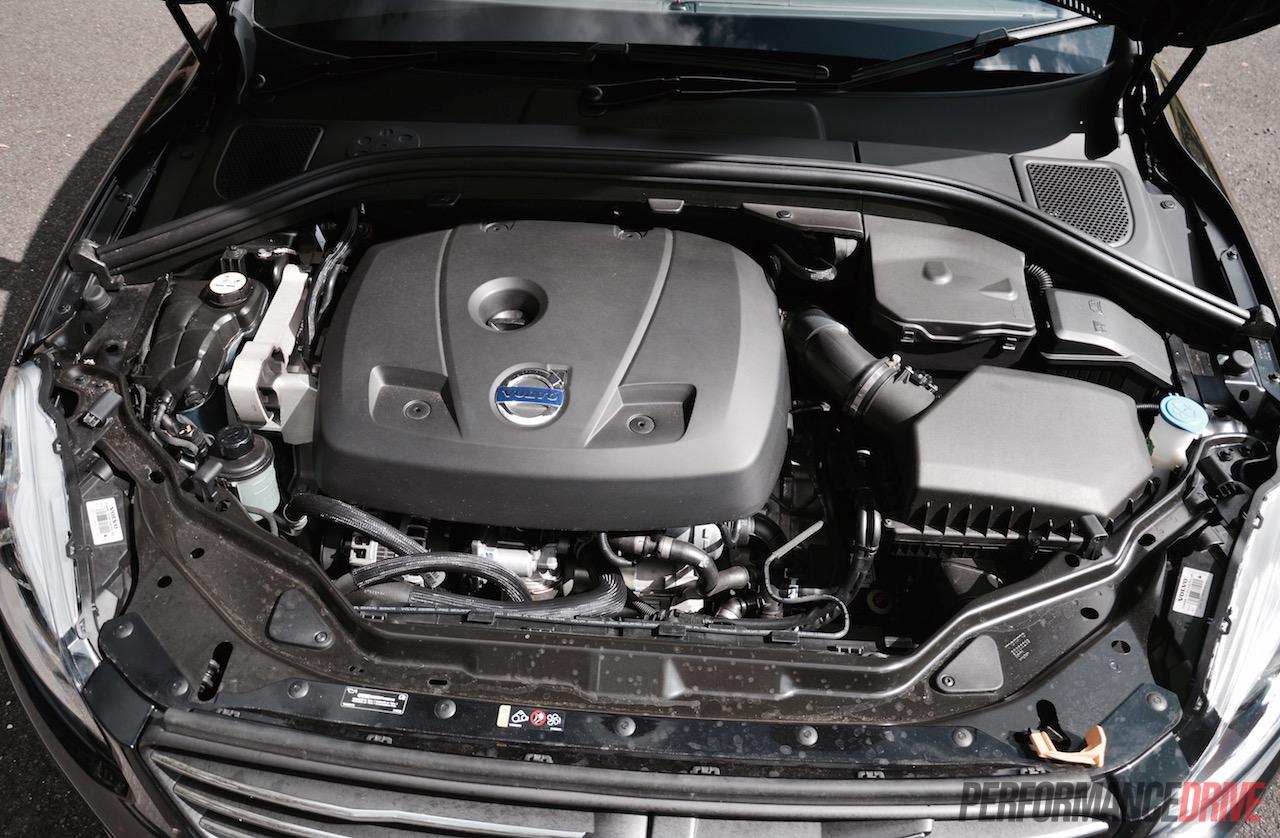 2015 Volvo Xc60 T5 Luxury Review Video Performancedrive Engine Diagram 2l