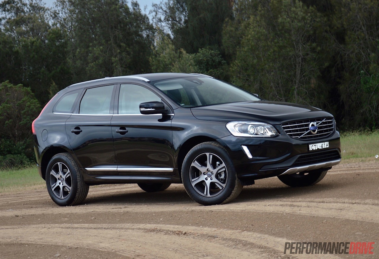 2015 volvo xc60 t5 luxury review  video