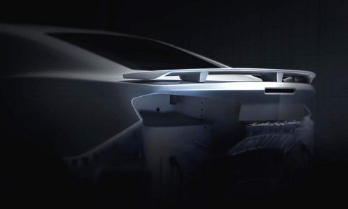 2016 Chevrolet Camaro previewed again before big debut
