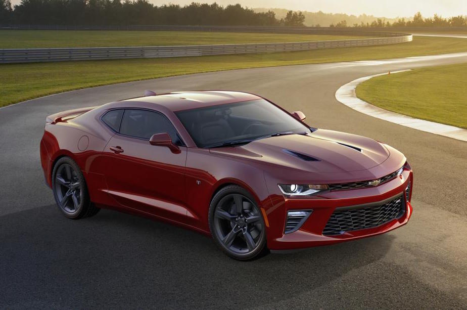 2016 Chevrolet Camaro revealed; 2.0T confirmed, 90kg ...