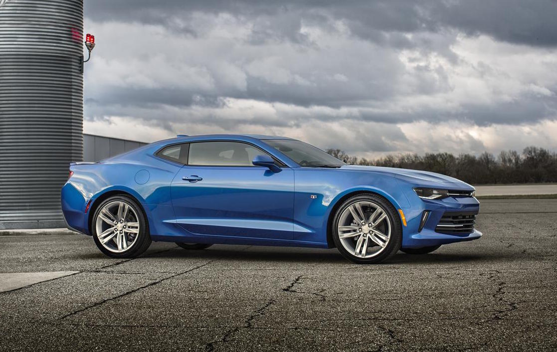 2016 Chevrolet Camaro Revealed 2 0t Confirmed 90kg