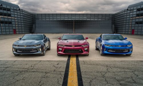 GM invests US$175 million to support production of new Camaro