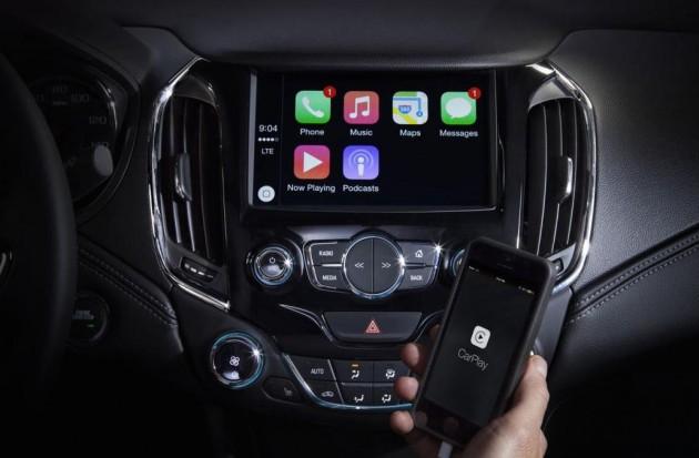 2016 Chevrolet Cruze MyLink