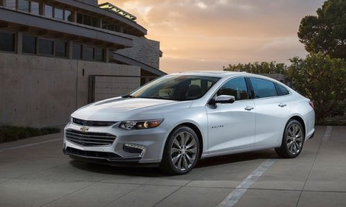 Lighter, more advanced 2016 Chev Malibu a likely Commodore replacement