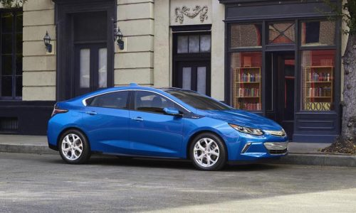 2016 Chevrolet Volt receives big price cut in the US