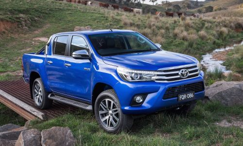 2016 Toyota HiLux unveiled, on sale in Australia in October