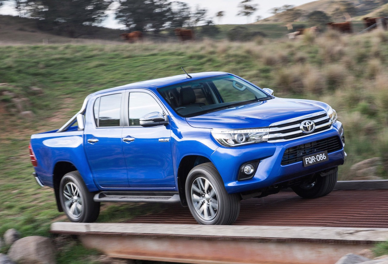 2015 Tacoma For Sale >> 2016 Toyota HiLux unveiled, on sale in Australia in October | PerformanceDrive