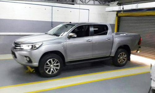2016 Toyota HiLux to debut May 21, on sale late-2015 – rumour