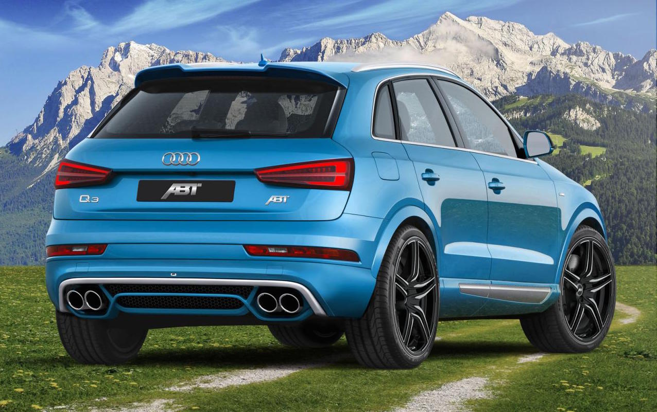 Abt Develops Performance Upgrade For Audi Q3 2 0 Tdi Performancedrive