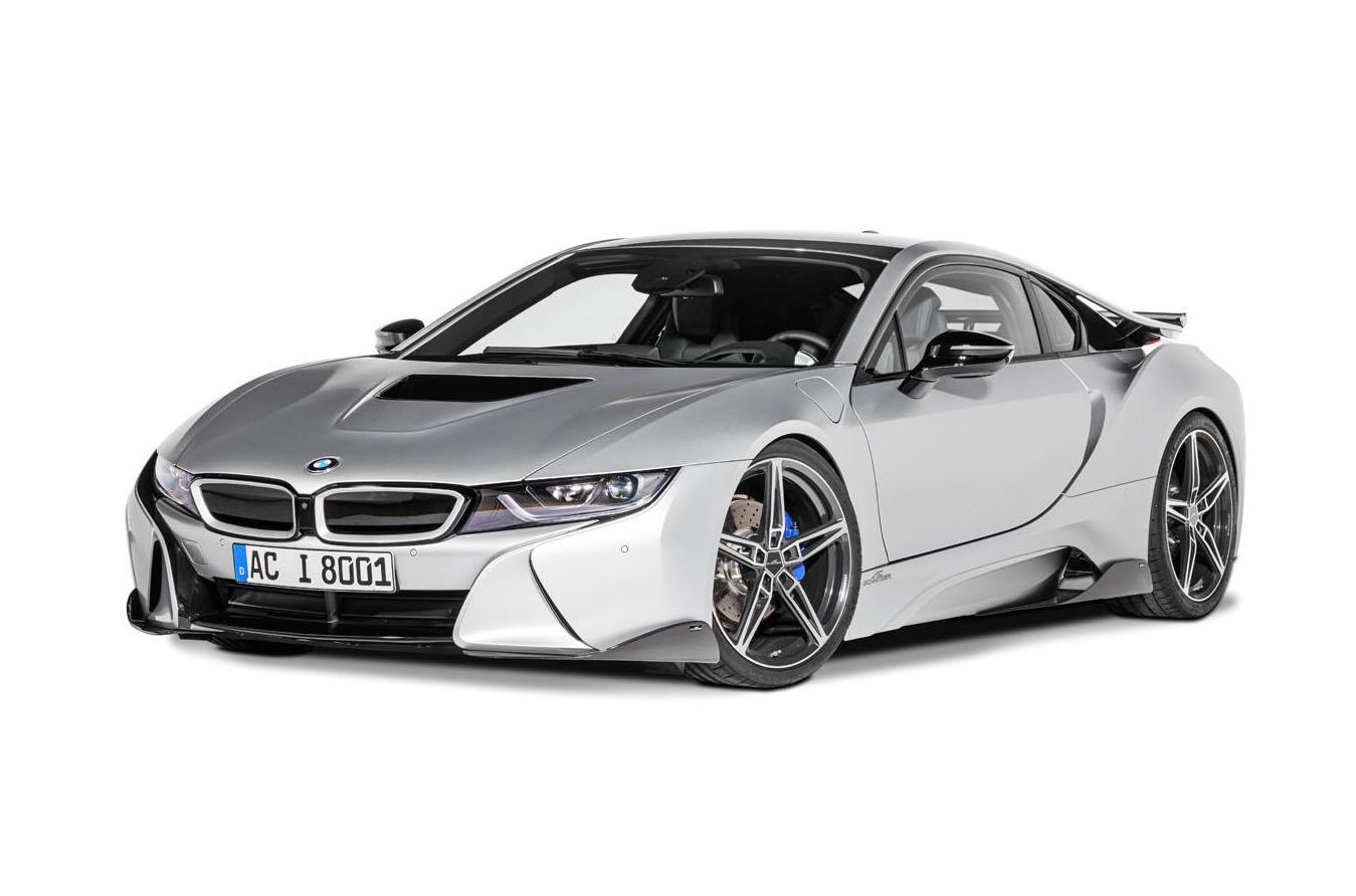 Ac Schnitzer Develops Cool Styling Kit For Bmw I8 Performancedrive