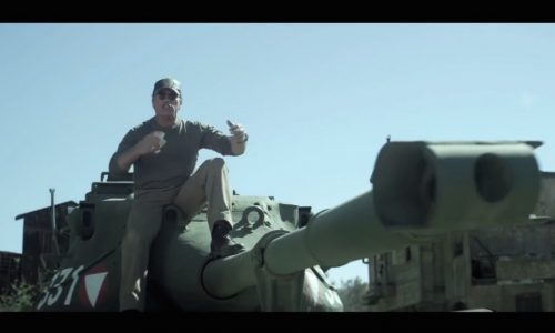 Arnold Schwarzenegger announces 2nd charity; 'blow sh*t up'