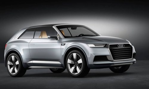 Audi working on coupe version of Q1 compact SUV – report