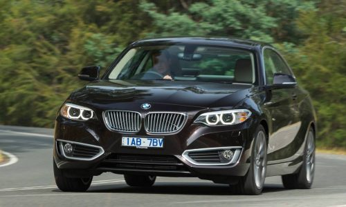 2 Series Gran Coupe to be BMW's next four-door coupe?