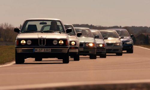 Video: BMW 3 Series celebrates 40th birthday