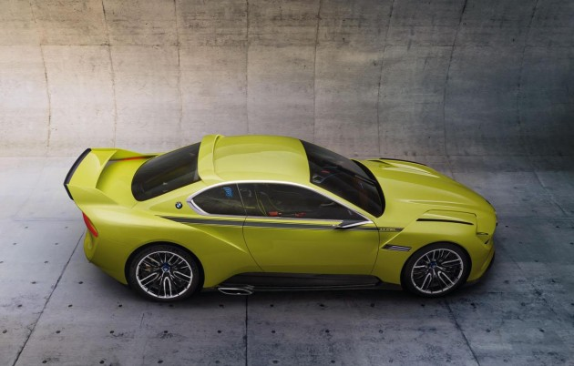 BMW 3.0 CSL Hommage-side