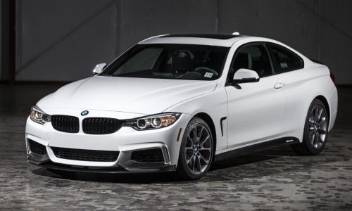 BMW 435i ZHP Coupe announced in the US, gets power boost