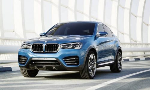 BMW X2 confirmed for production, arrives 2017 – report