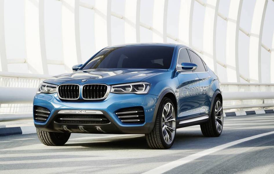 Bmw X2 Confirmed For Production Arrives 2017 Report