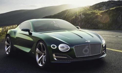 New Bentley Continental GT set to debut in 2017 – report