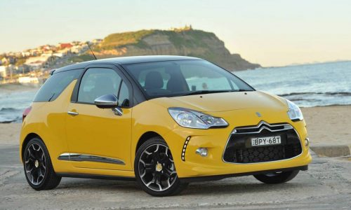 Citroen DS3 gets new 6-speed auto, only for PureTech110