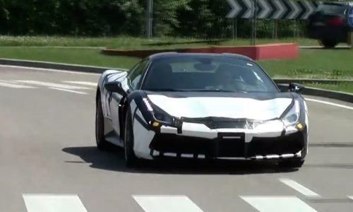 Video: Ferrari 488 'GTS' Spider confirmed, prototype spotted