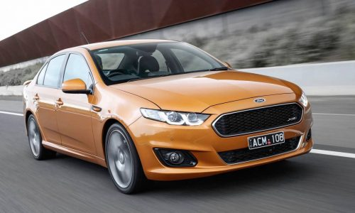 Ford FG X Falcon XR6 Turbo 'Sprint' on the way, 310kW – rumour