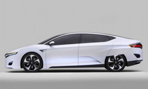 Honda to launch mainstream fuel cell vehicles by 2020