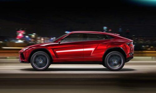 Italian government enticing Lamborghini to build its SUV in Italy