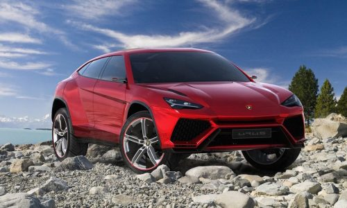 2018 Lamborghini SUV confirmed, will be produced in Italy