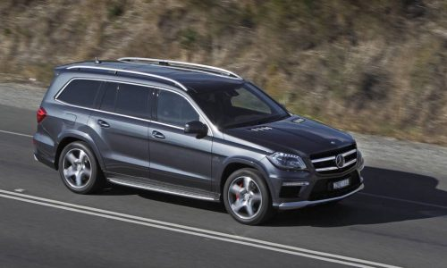 Mercedes GL-Class Limited Edition & Edition S on sale in Australia