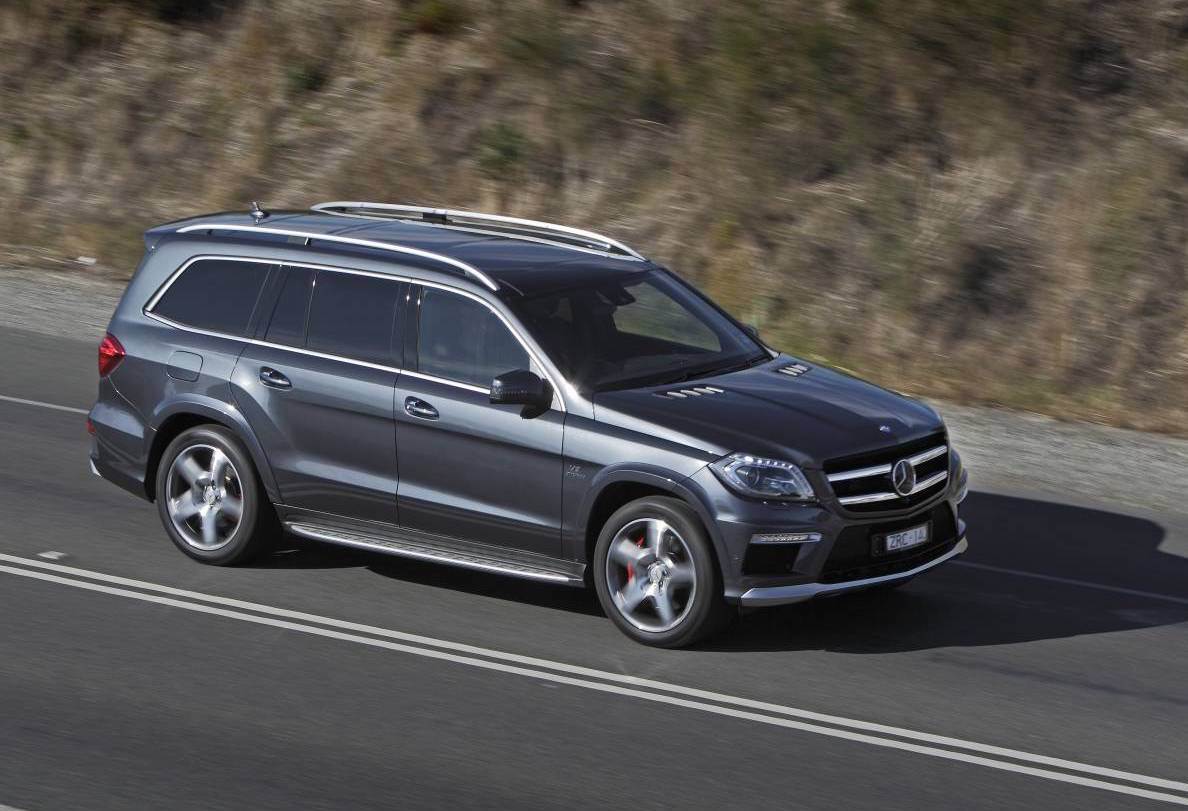 Mercedes GL-Class Limited Edition & Edition S on sale in ...