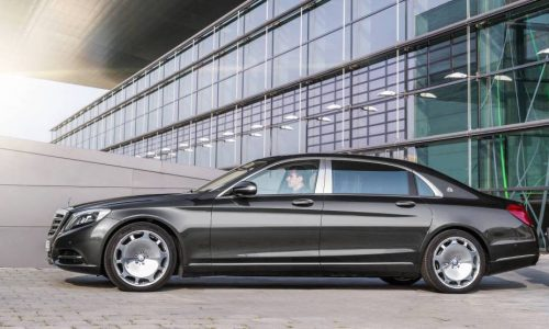 Mercedes-Maybach S 600 on sale in Australia from $449,000