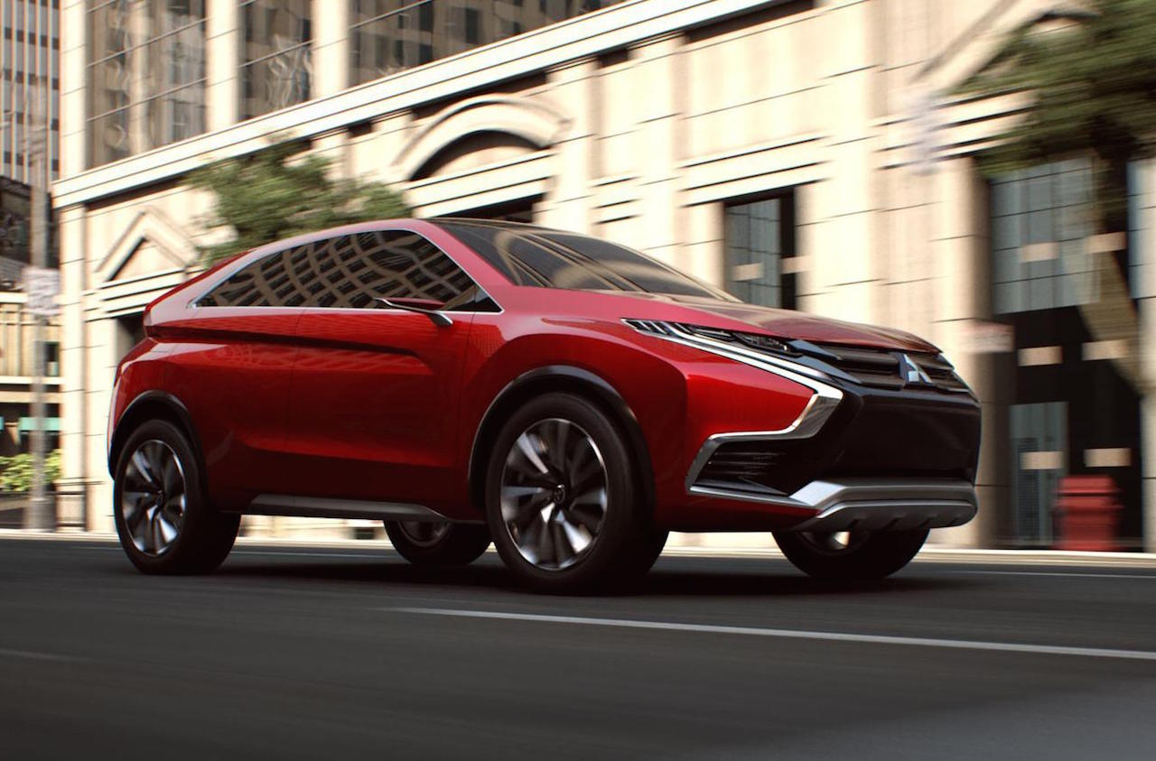 Next Mitsubishi 'Evolution XI' to be based on new ASX?
