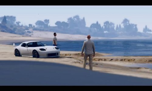Video: Paul Walker fan creates tribute with Grand Theft Auto 5