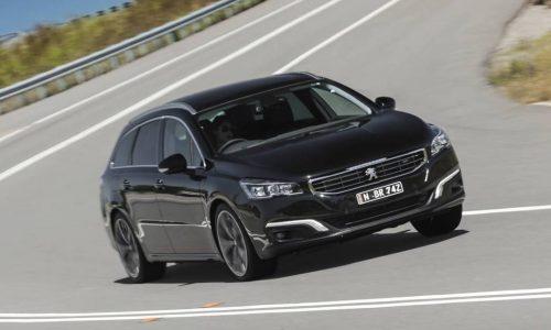Next Peugeot 508 to come with autonomous driving tech