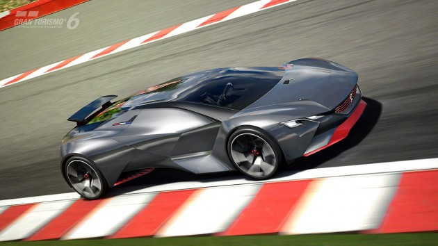 Peugeot Vision GT-Gran Turismo