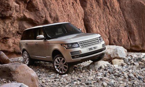 Land Rover SVO division creating bespoke 'SVX' off-road packages