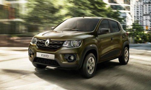 Renault KWID unveiled, new global compact SUV
