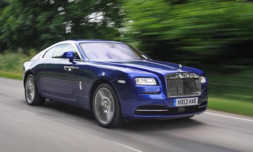 Rolls-Royce Dawn confirmed as drop-top Wraith