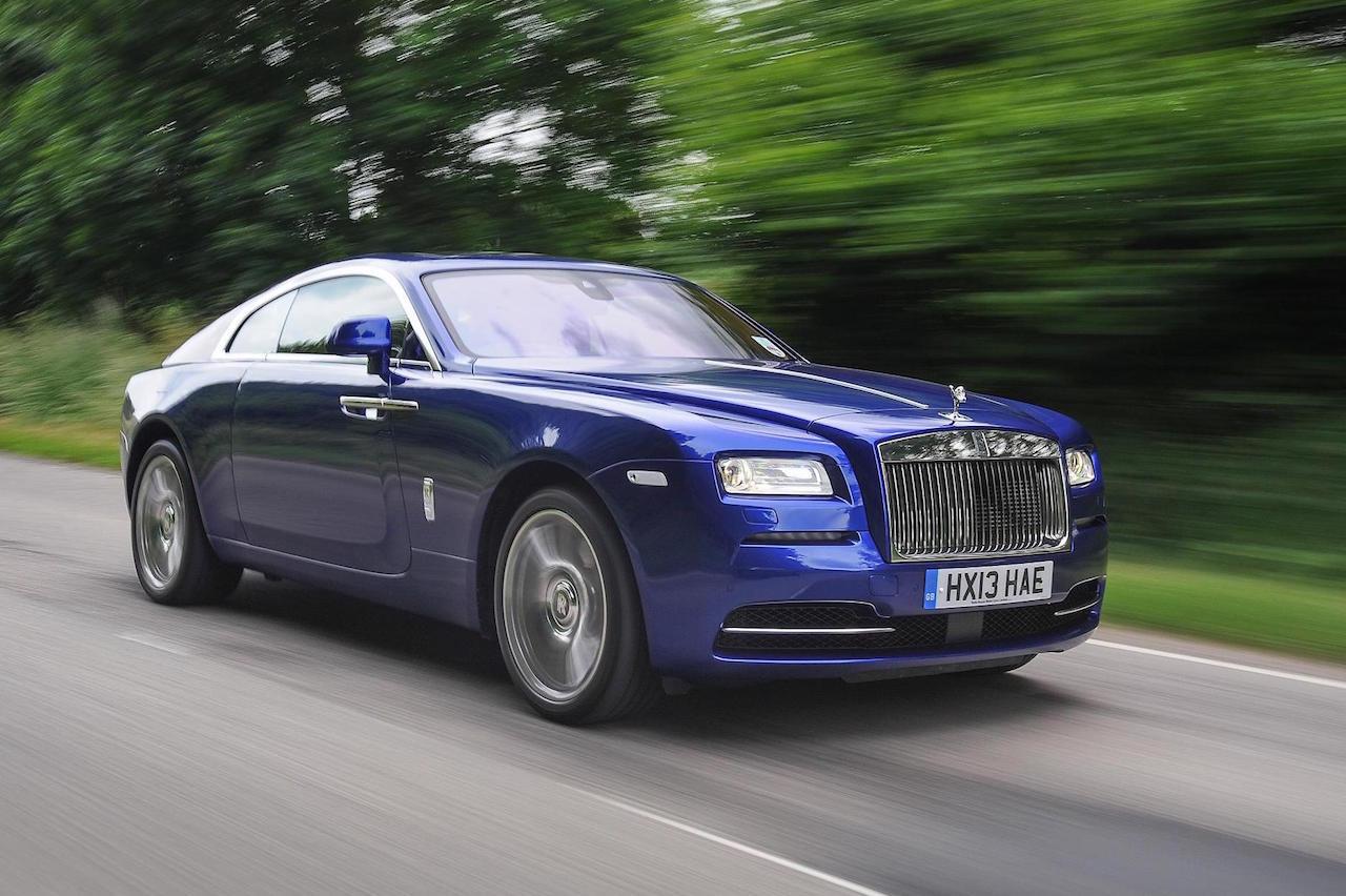 Rolls Royce Dawn Confirmed As Drop Top Wraith