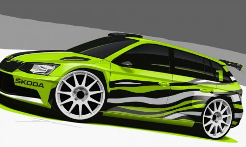 Skoda Fabia Combi R5 concept heading to Worthersee