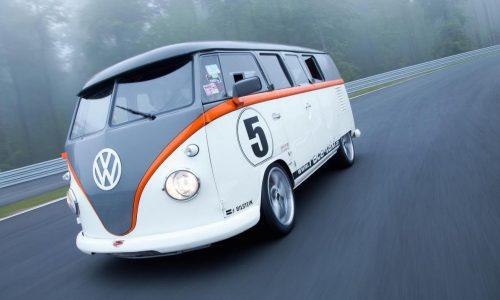 Twin-turbo Volkswagen T1 Race Taxi is one crazy Kombi