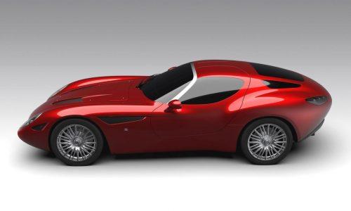Zagato Maserati Mostro to debut at Concorso d'Eleganza