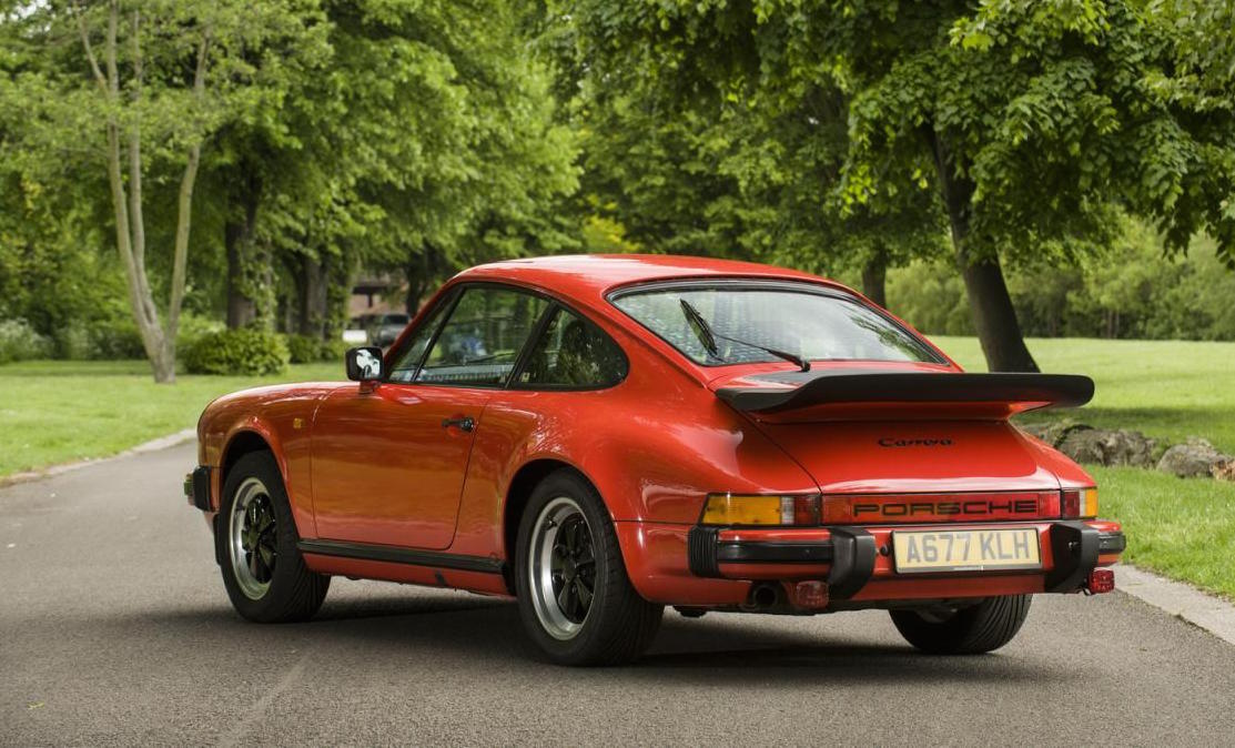 Porsche Cayman For Sale >> For Sale: 1984 Porsche 911 owned by James May | PerformanceDrive