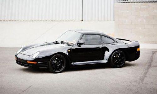 For Sale: Mint 1988 Porsche 959, to sell at Gooding auction