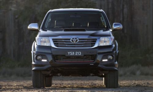 Australian vehicle sales for May 2015 – HiLux on top
