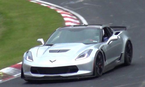 2015 Chevrolet Corvette Z06 sets 7:06 Nurburgring lap?