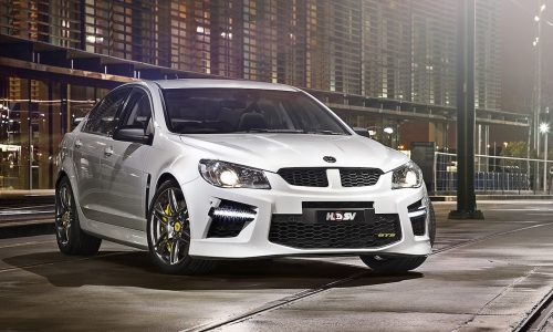 2016 HSV GTS series II getting even more power – rumour
