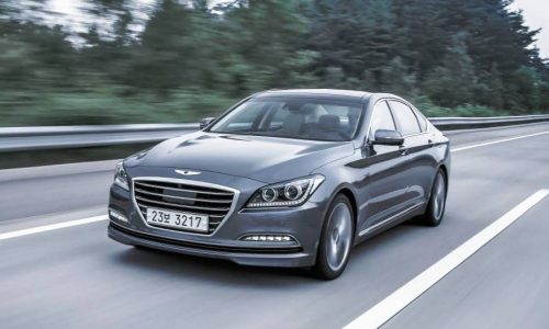 Hyundai considering Genesis super-lux SUV – report