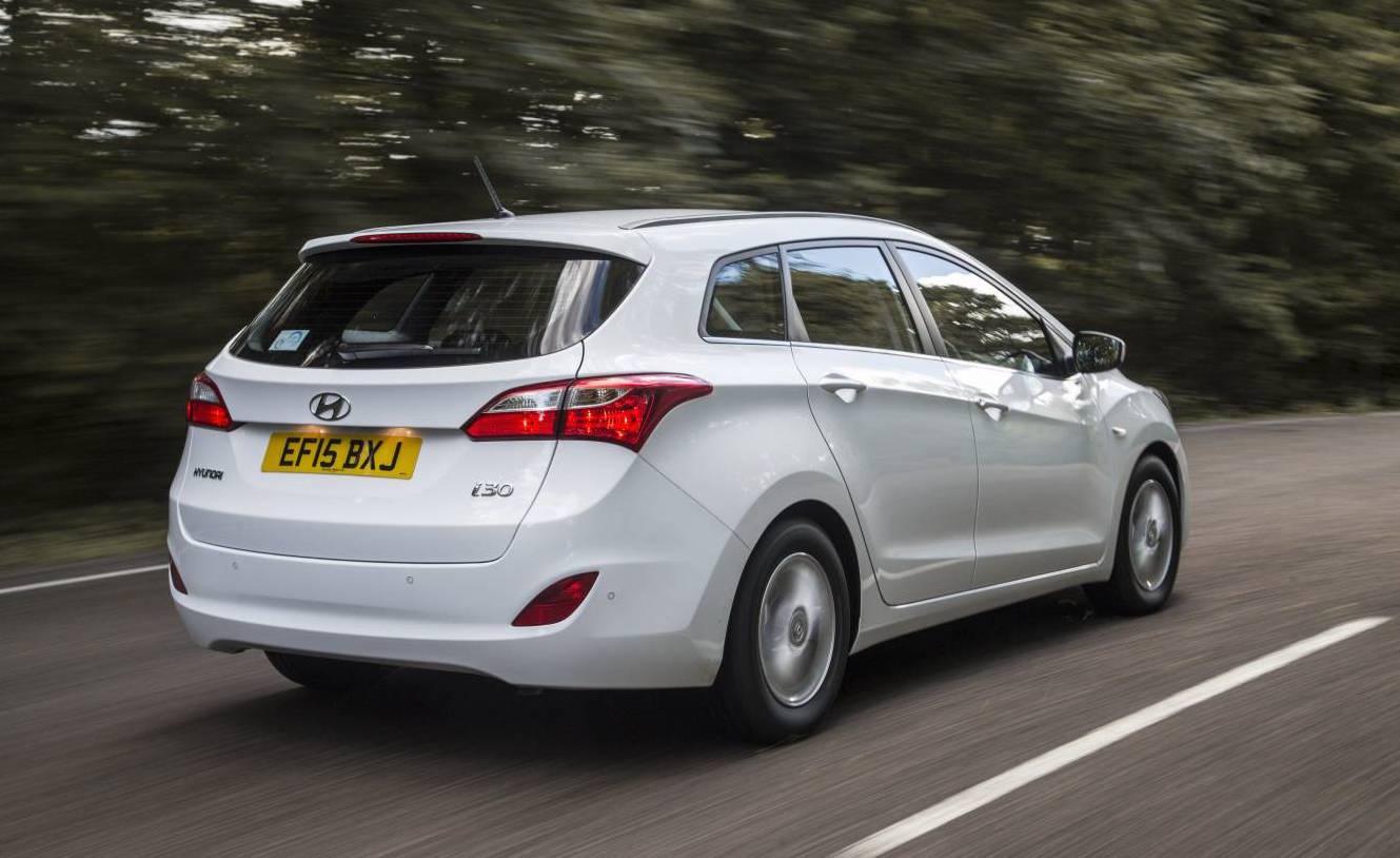 Hyundai I30 Kestotesti
